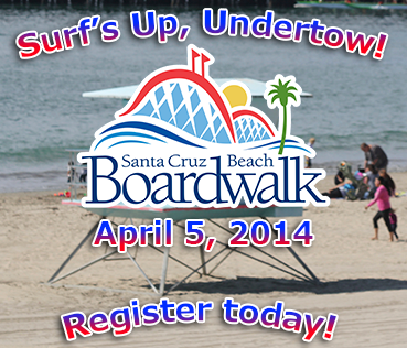 Surf's Up Undertow! – April 5, 2014