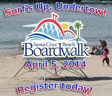 Surf's Up Undertow! – April 5, 2014