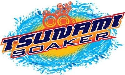 TSUNAMI SOAKER at Six Flags Discovery Kingdom – Media Day! (5/29/2014)
