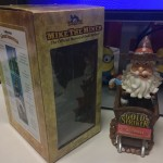 Mike The Miner Gold Striker mascot bobble head figure