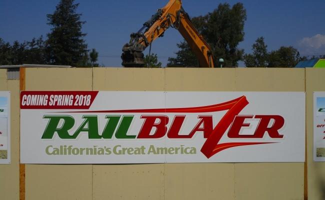 RailBlazer construction update, Sept. 9, 2017