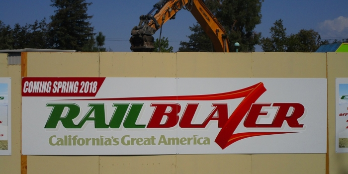 RailBlazer construction update, Sept. 9, 2017