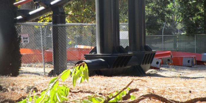 RailBlazer construction update, Oct. 21, 2017: Track arrives on site