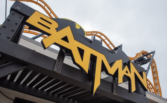 Crazy flips, cutting-edge technology: Batman opens at Discovery Kingdom