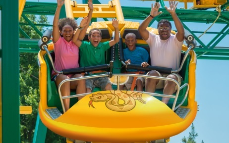 Family coaster headed to Discovery Kingdom in 2020