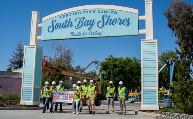 ACE NorCal tours Great America in first event in more than a year