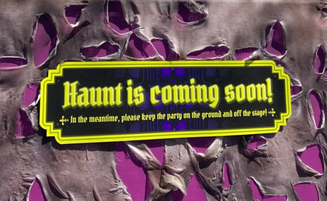 Haunts and frights return for 2021